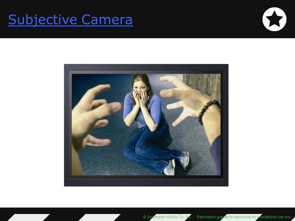 Subjective Camera