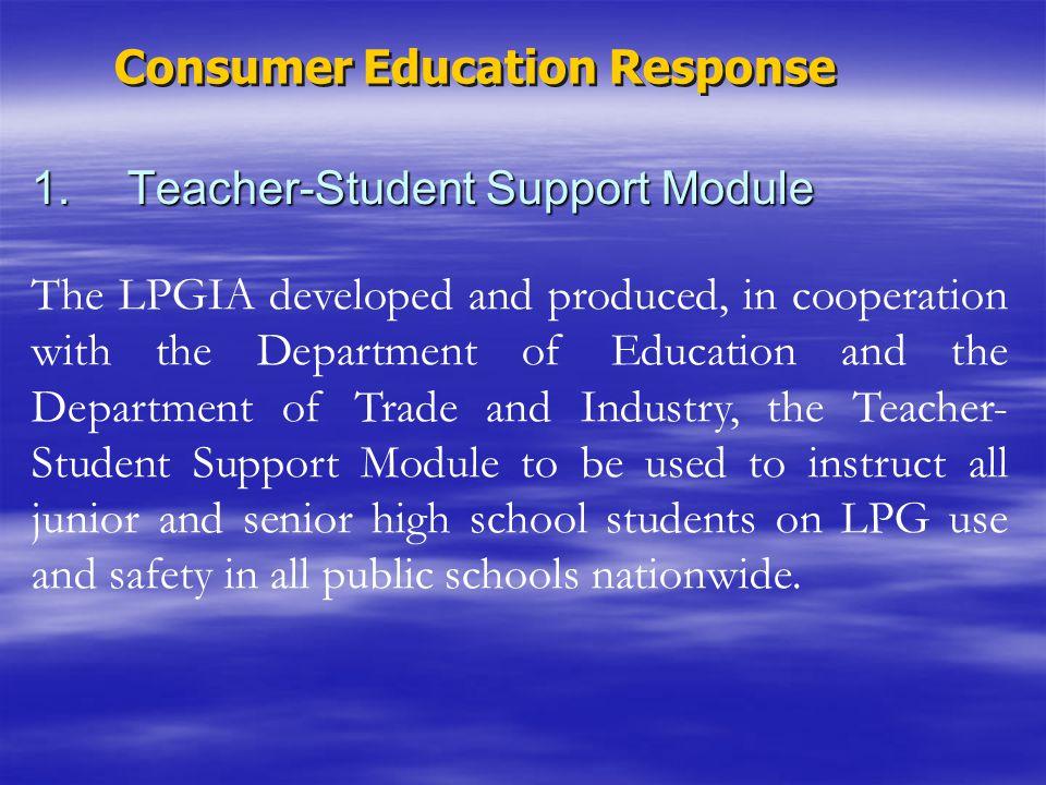 Teacher-Student Support Module
