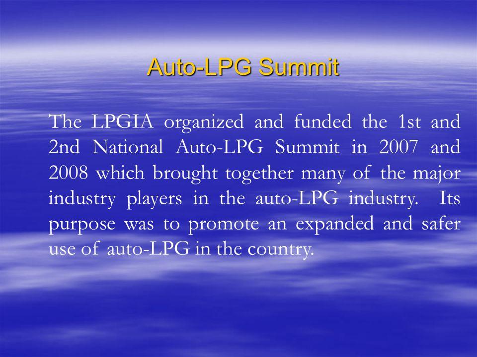Auto-LPG Summit