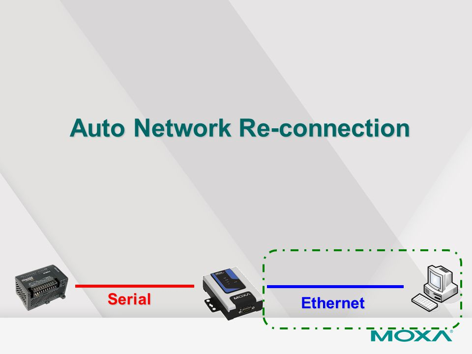 Auto Network Re-connection