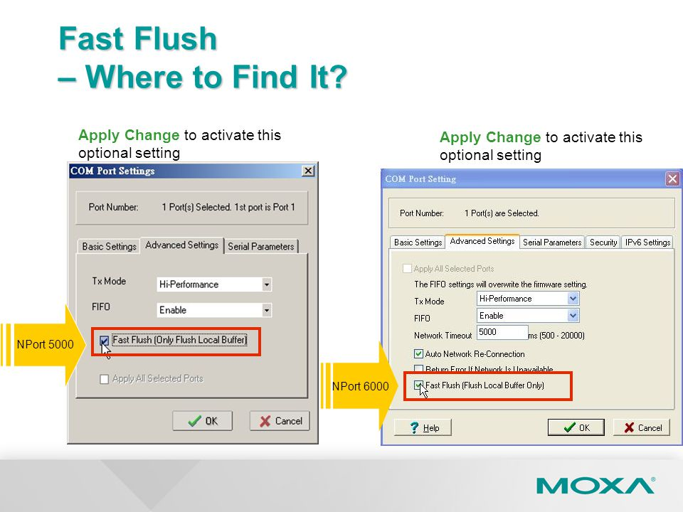 Fast Flush – Where to Find It