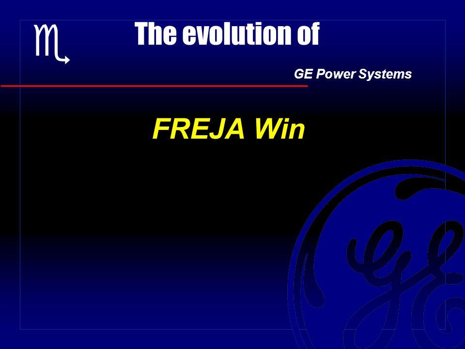 The evolution of FREJA Win