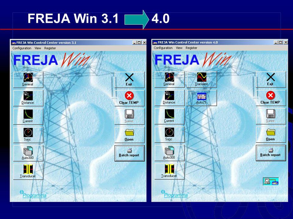 FREJA Win 3.1 4.0