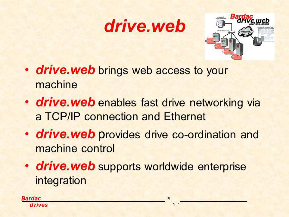 drive.web drive.web brings web access to your machine