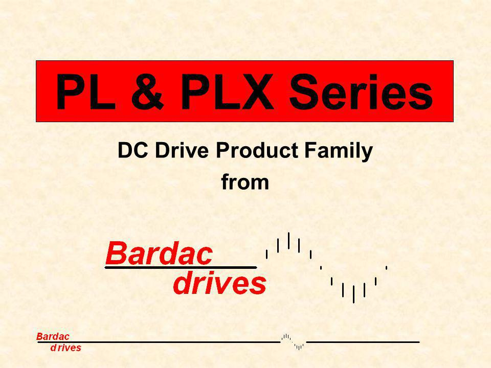 DC Drive Product Family