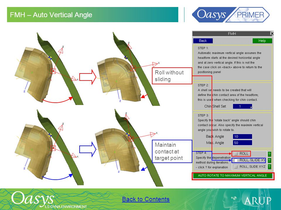 FMH – Auto Vertical Angle