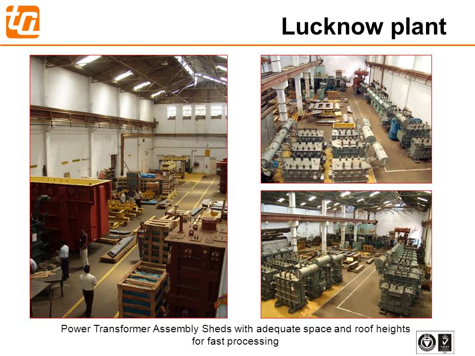 Power Transformer Assembly