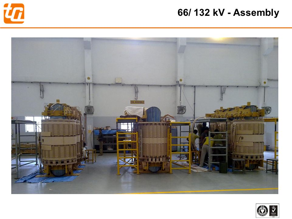 66/ 132 kV - Assembly