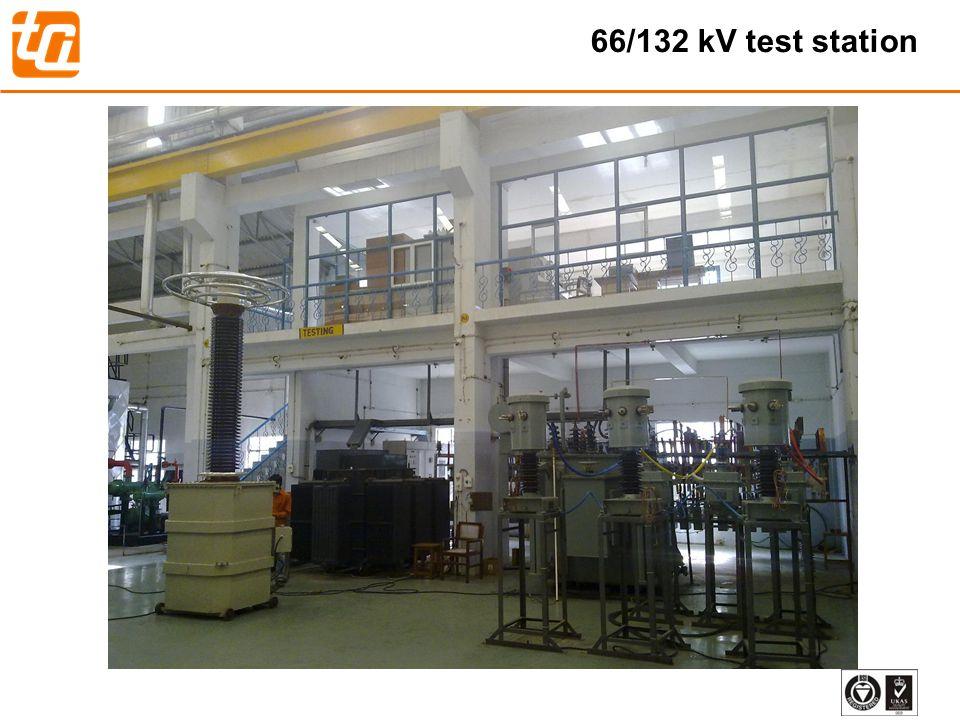 66/132 kV test station