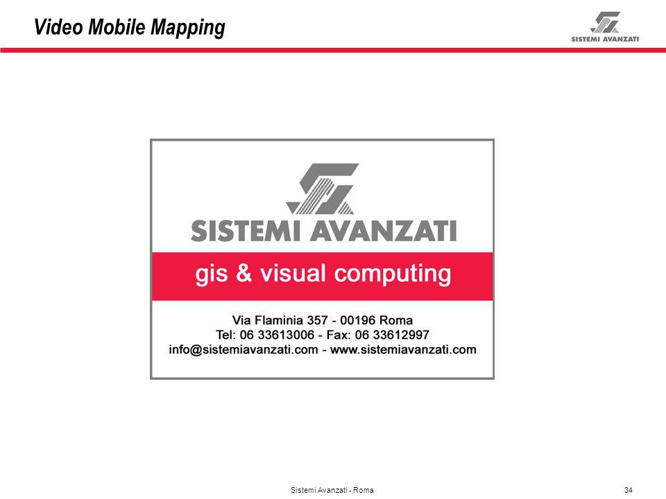 Sistemi Avanzati - Roma