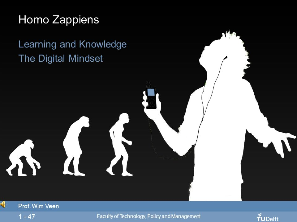 Learning and Knowledge The Digital Mindset