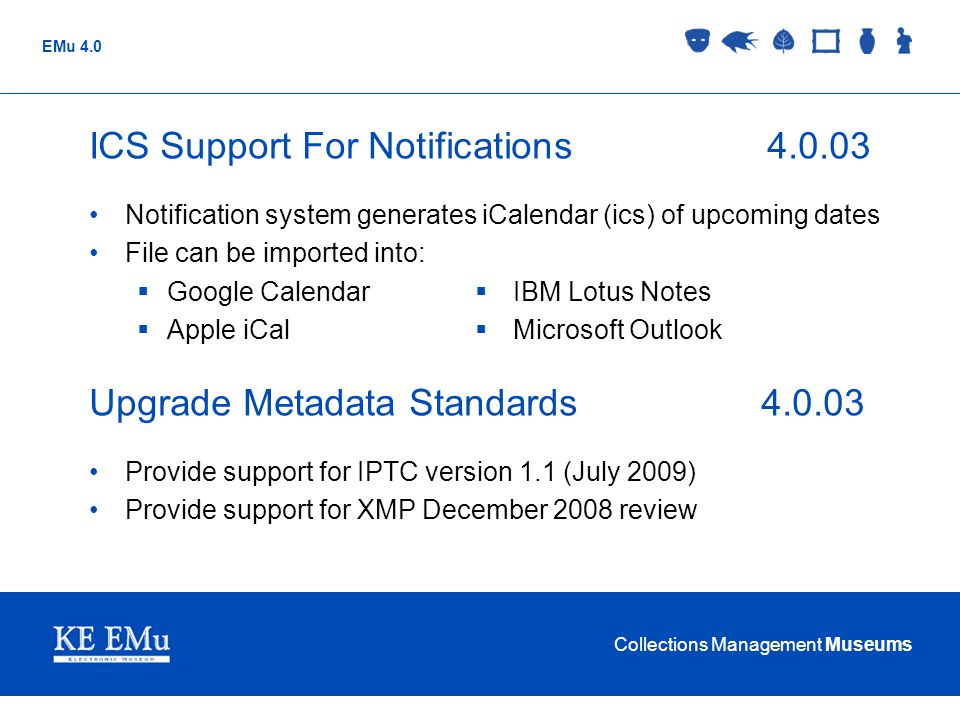 ICS Support For Notifications 4.0.03
