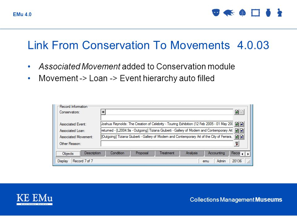 Link From Conservation To Movements 4.0.03