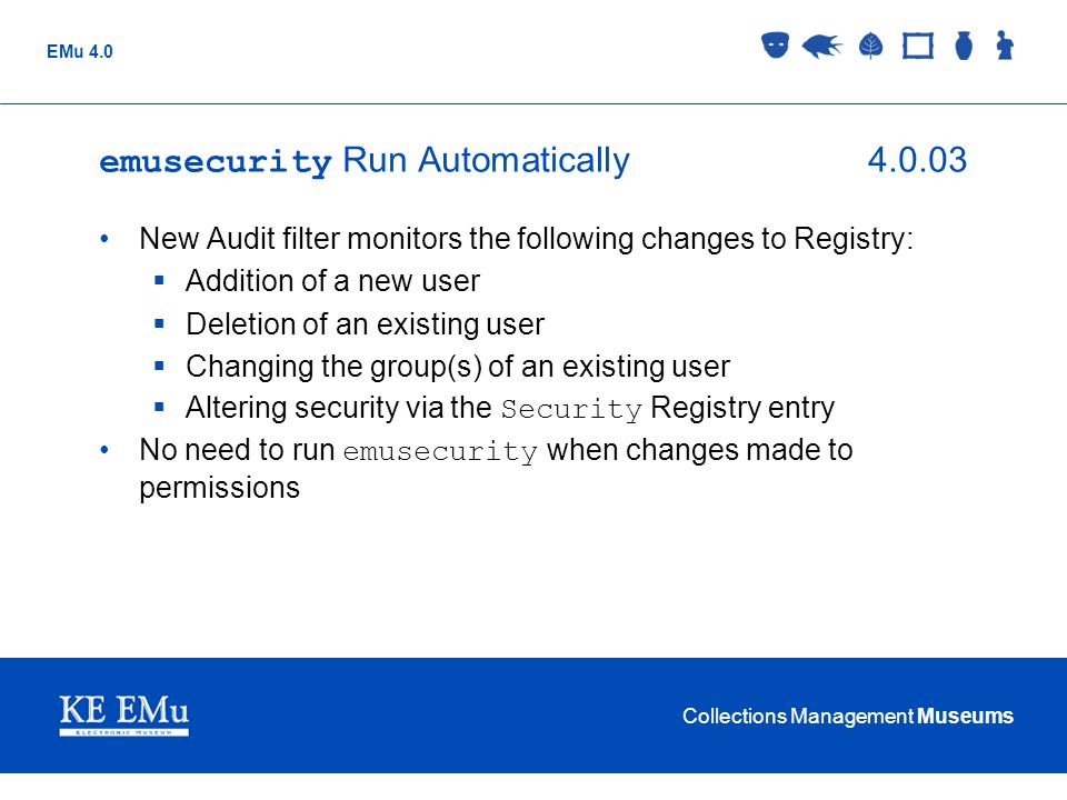 emusecurity Run Automatically 4.0.03