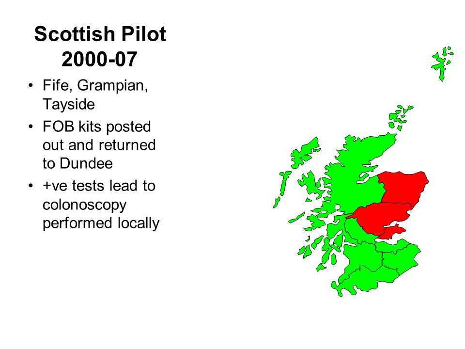 Scottish Pilot 2000-07 Fife, Grampian, Tayside
