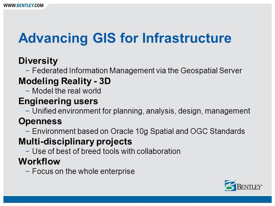 advancing statewide spatial data infrastructures in A new report entitled advancing geographic information science: the technical and societal influences on giscience described here include databases, free and open source software, spatial data infrastructure, gps, sensor data collection, the web, web mapping services.