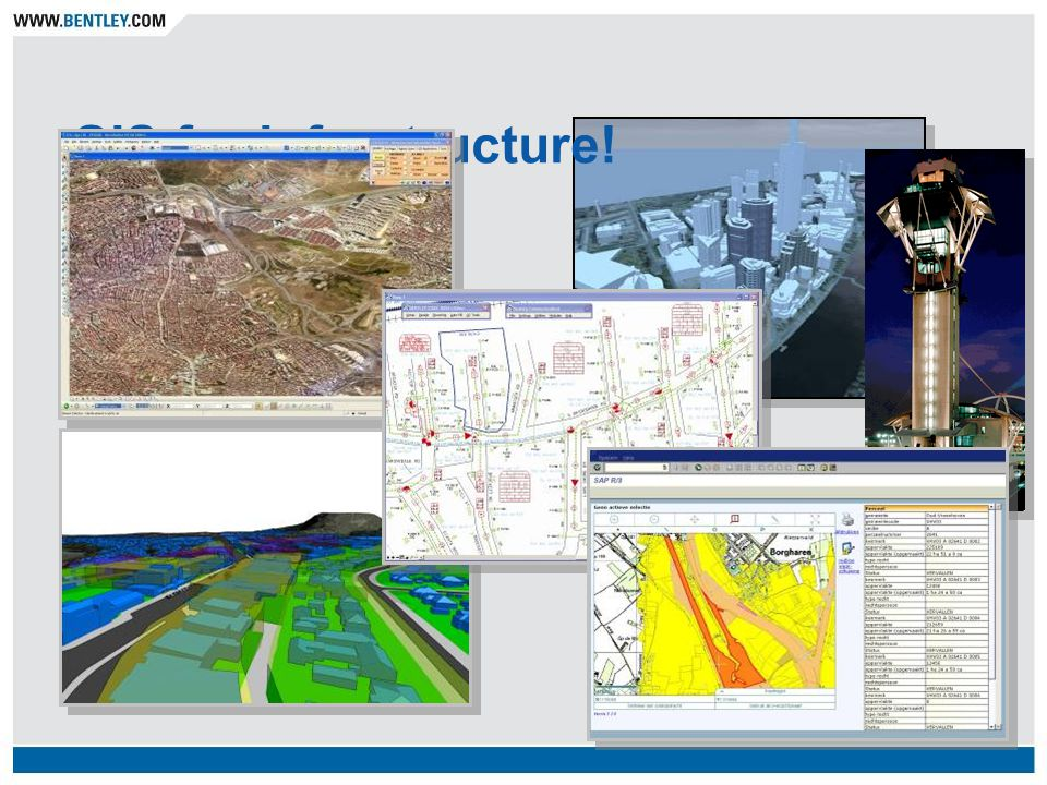 GIS for Infrastructure!