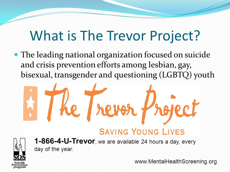 What is The Trevor Project
