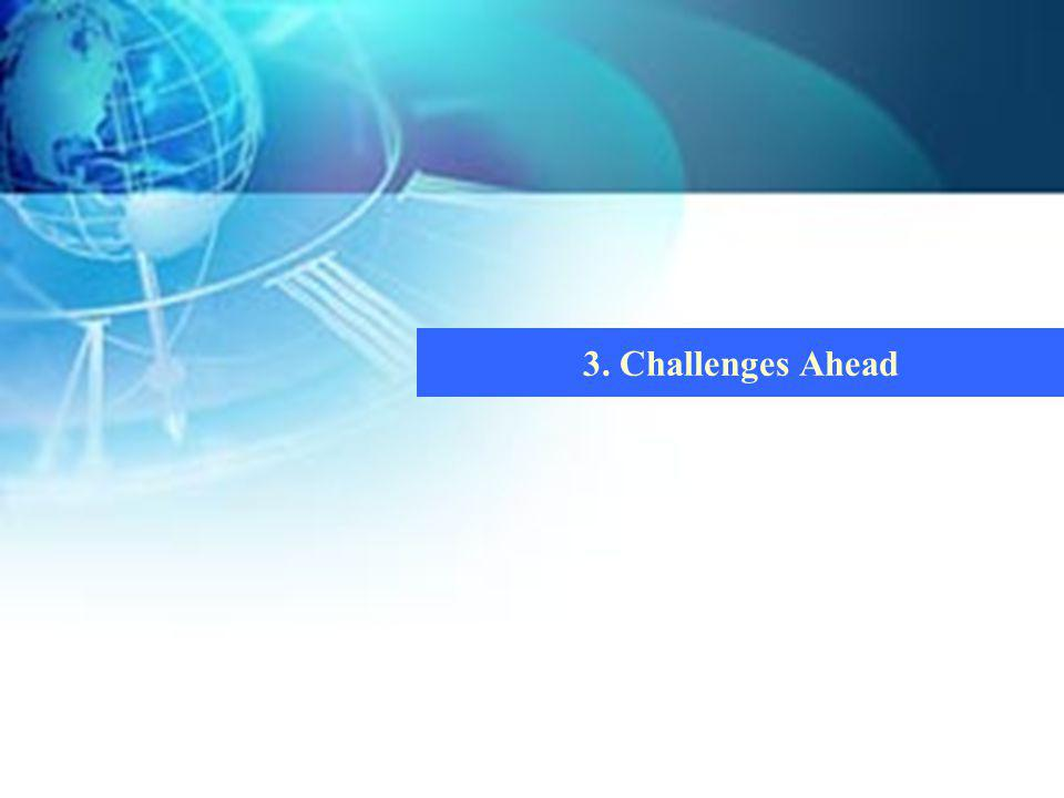 3. Challenges Ahead