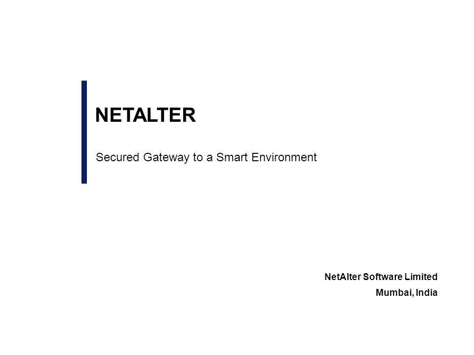 Secured Gateway to a Smart Environment