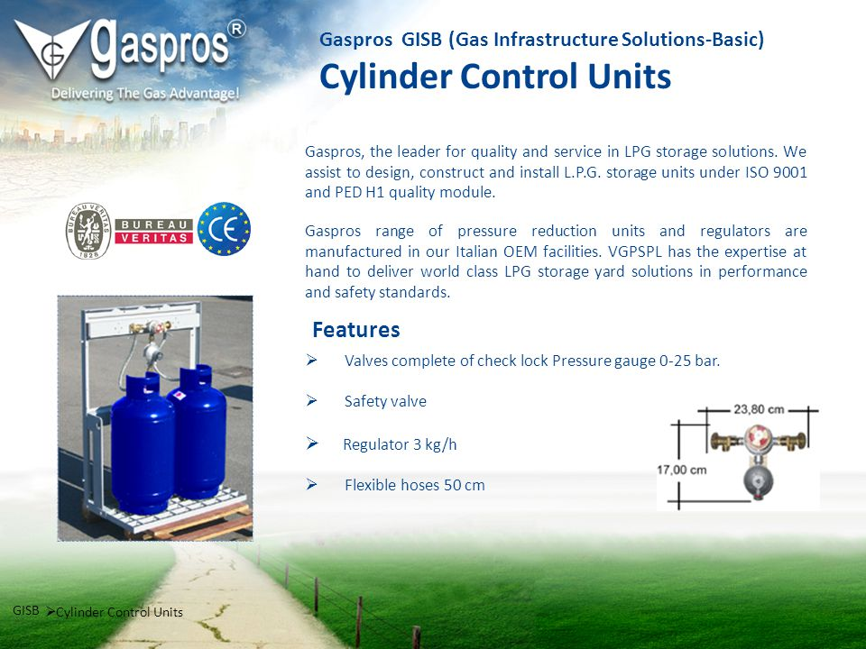 Cylinder Control Units