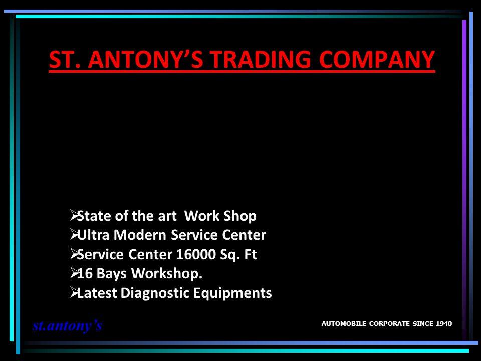 ST. ANTONY'S TRADING COMPANY
