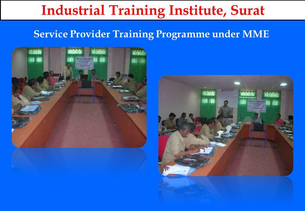 Industrial Training Institute, Surat