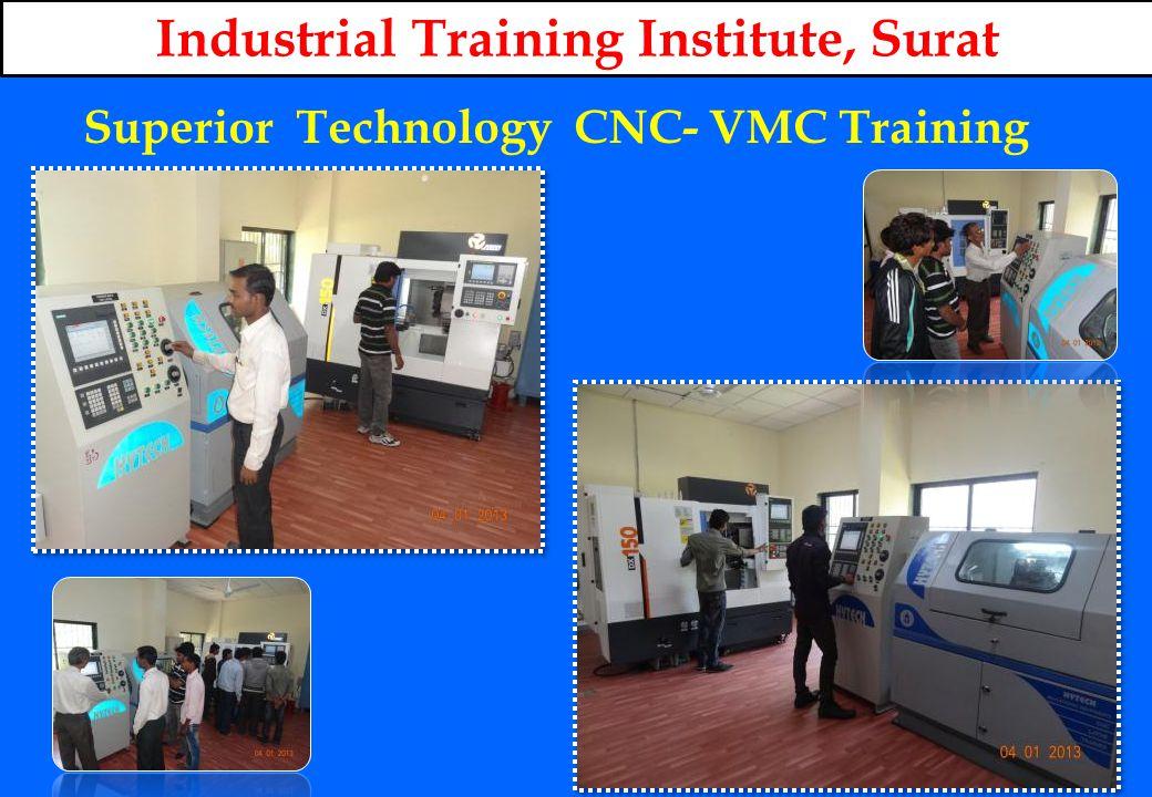 Superior Technology CNC- VMC Training
