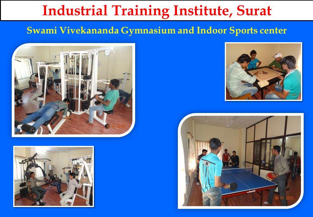 Swami Vivekananda Gymnasium and Indoor Sports center