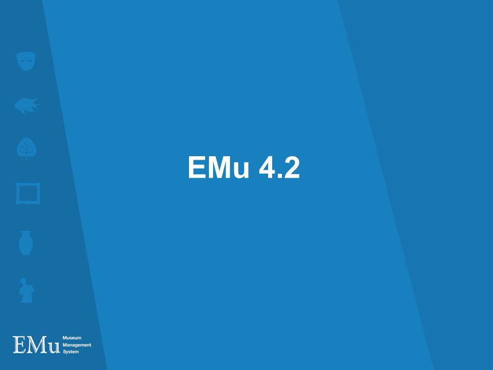 EMu 4.2