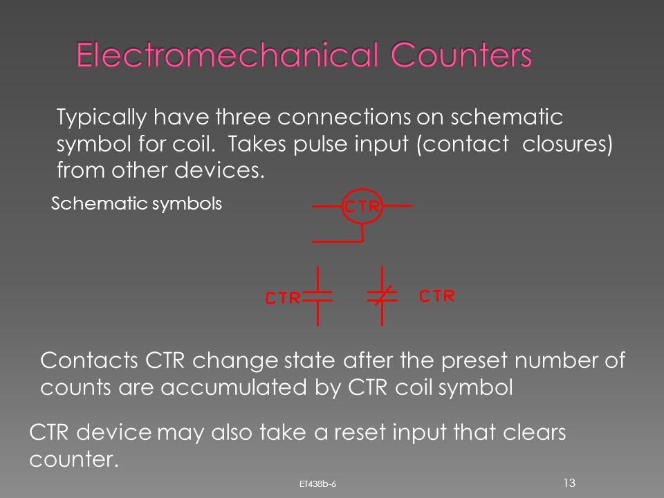 Electromechanical Counters