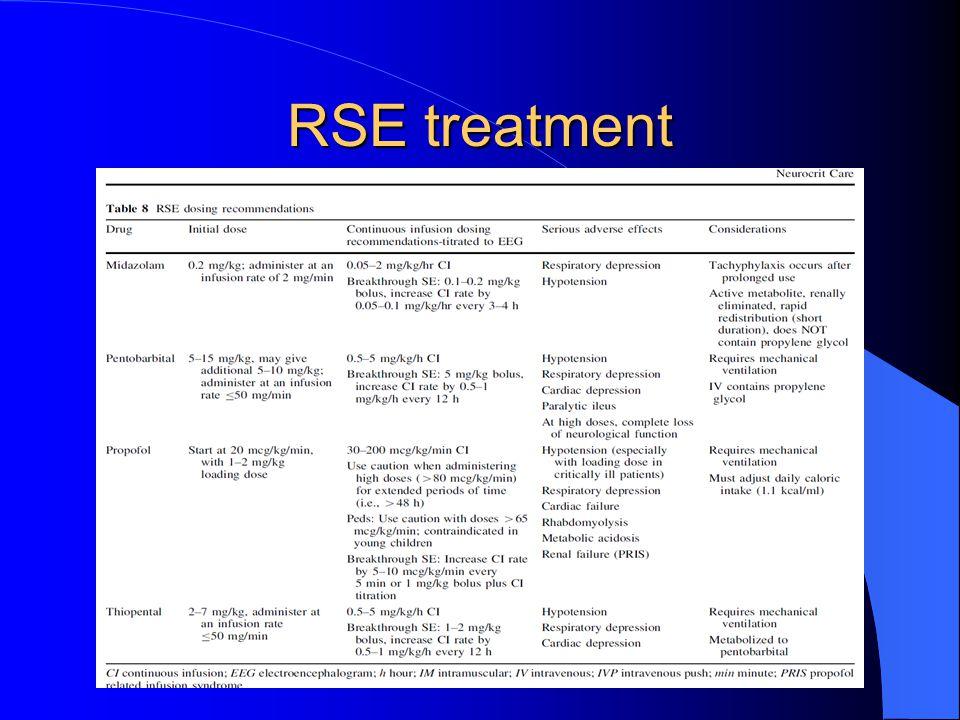 RSE treatment