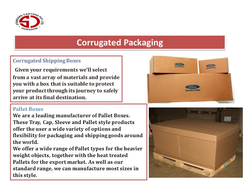 Corrugated Packaging Corrugated Shipping Boxes.