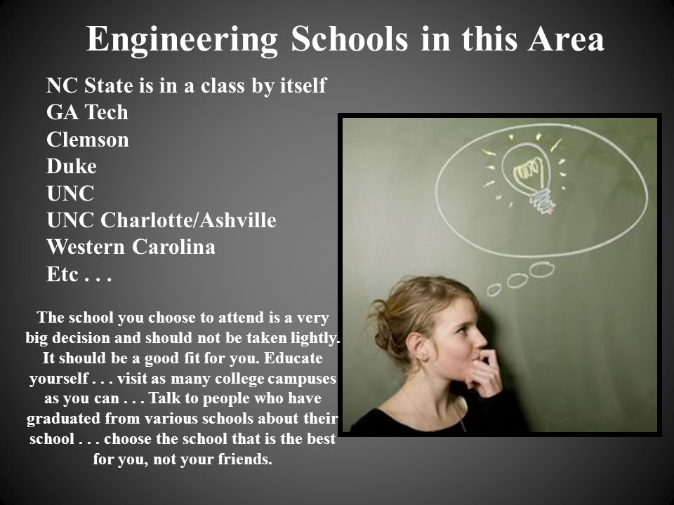 Engineering Schools in this Area