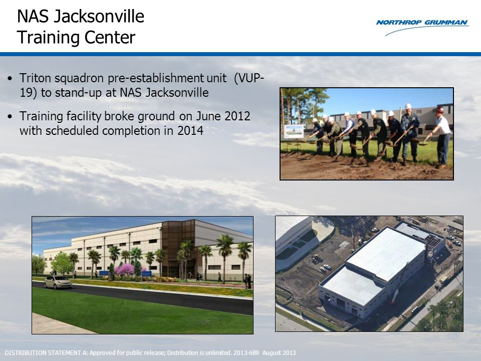 NAS Jacksonville Training Center