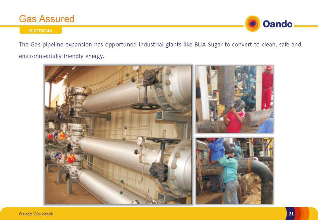 Gas Assured MIDSTREAM.