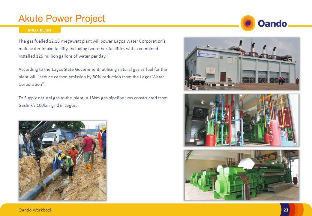 Akute Power Project MIDSTREAM.
