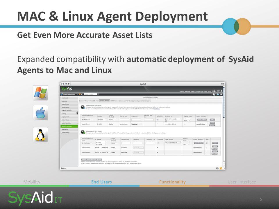 MAC & Linux Agent Deployment