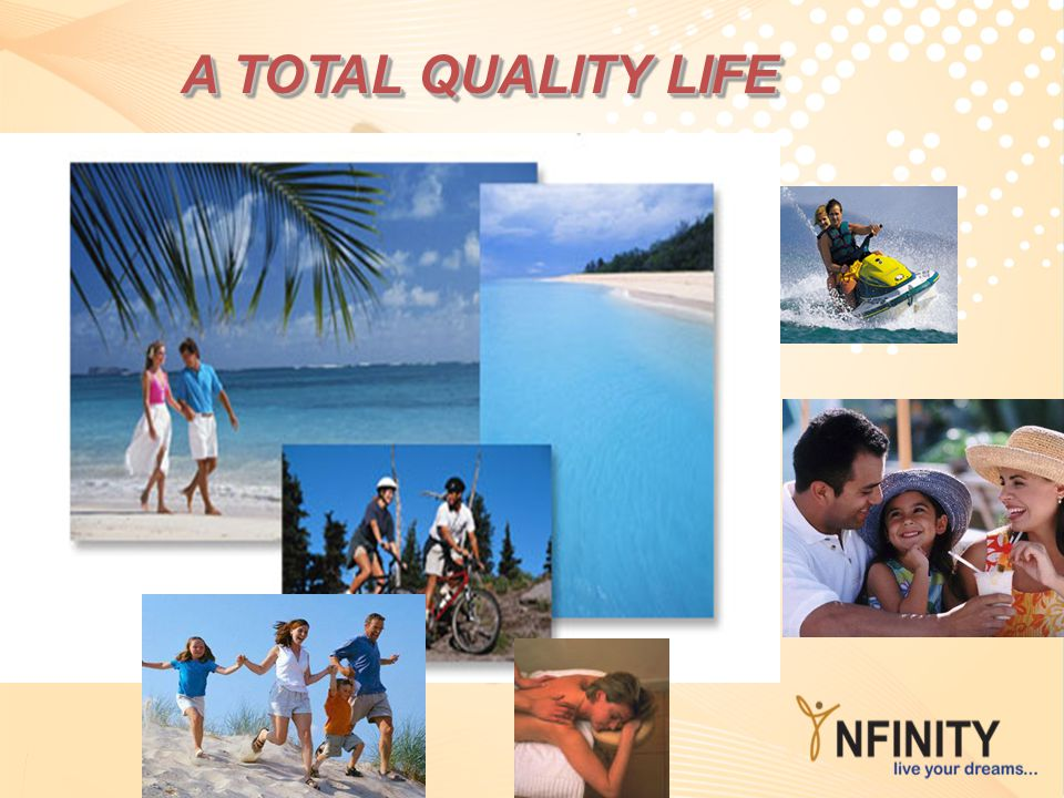 A TOTAL QUALITY LIFE 12