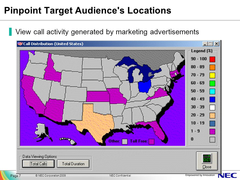 Pinpoint Target Audience s Locations