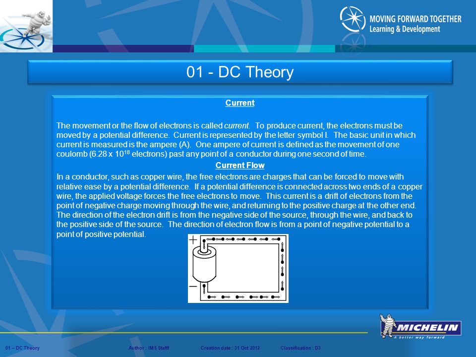 01 - DC Theory Current.