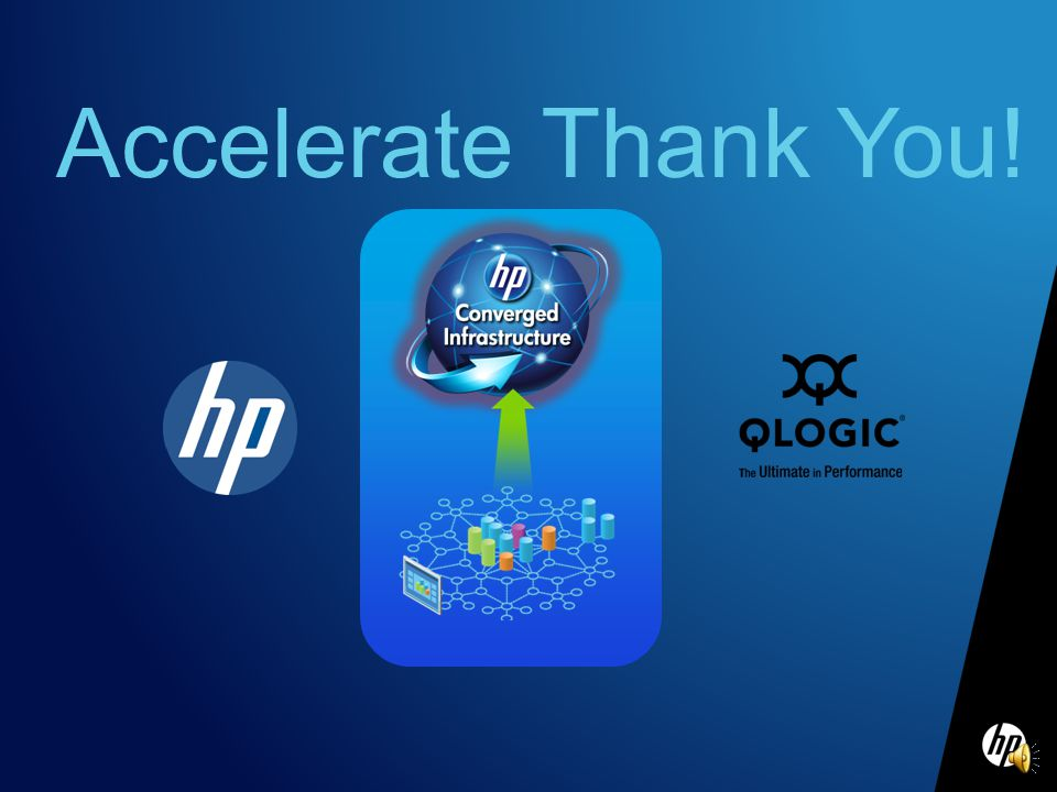 Accelerate Thank You!