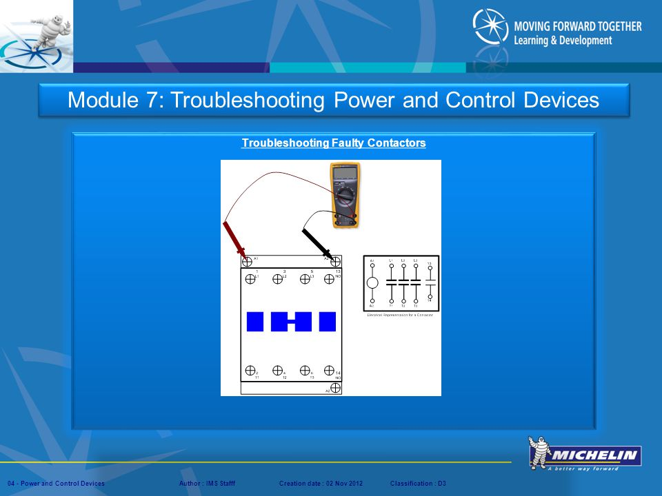 Troubleshooting Faulty Contactors