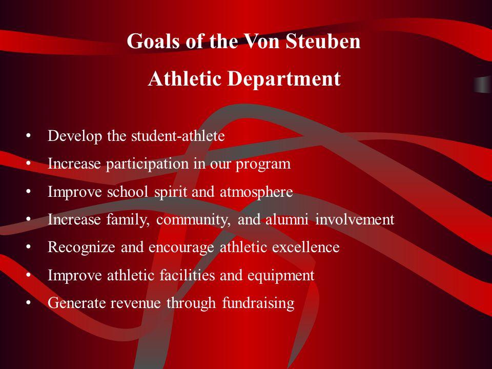 Goals of the Von Steuben