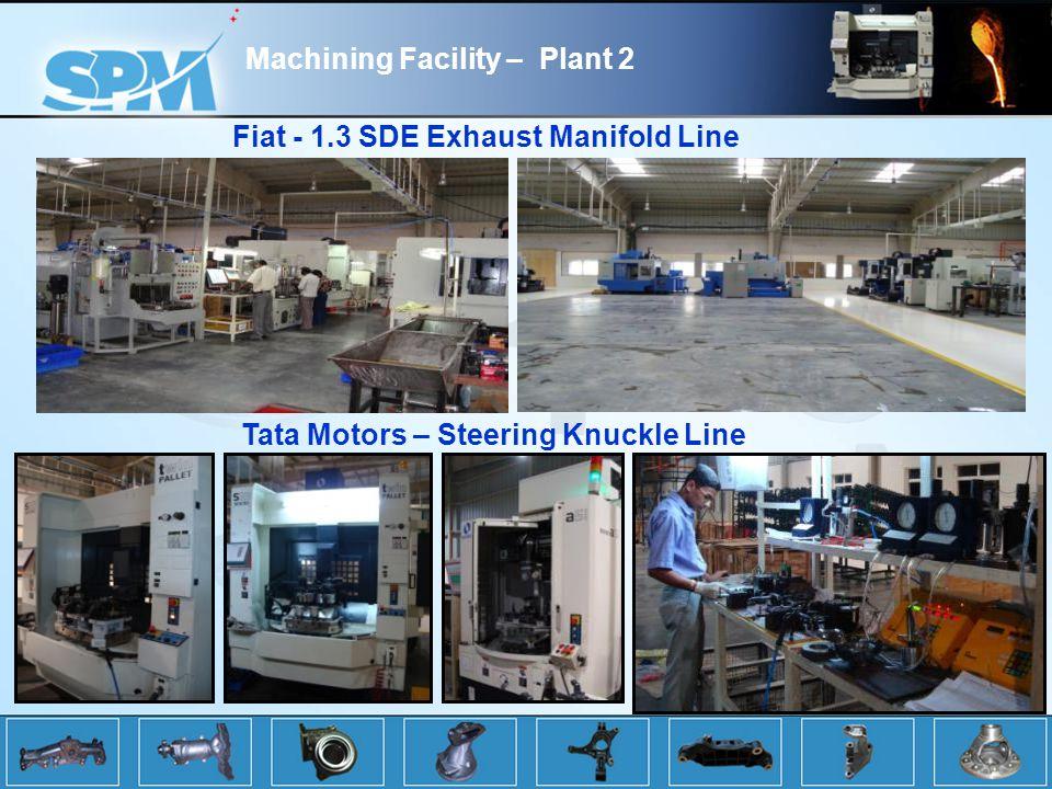 Machining Facility – Plant 2