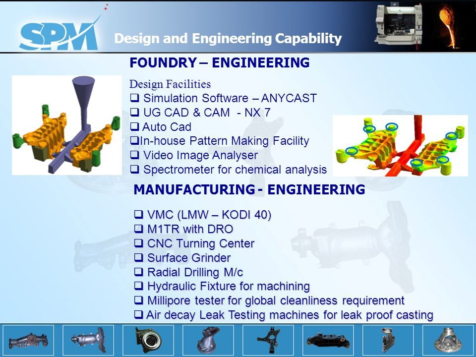 Design and Engineering Capability