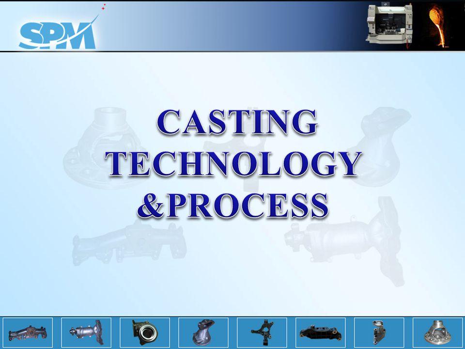 CASTING TECHNOLOGY &PROCESS