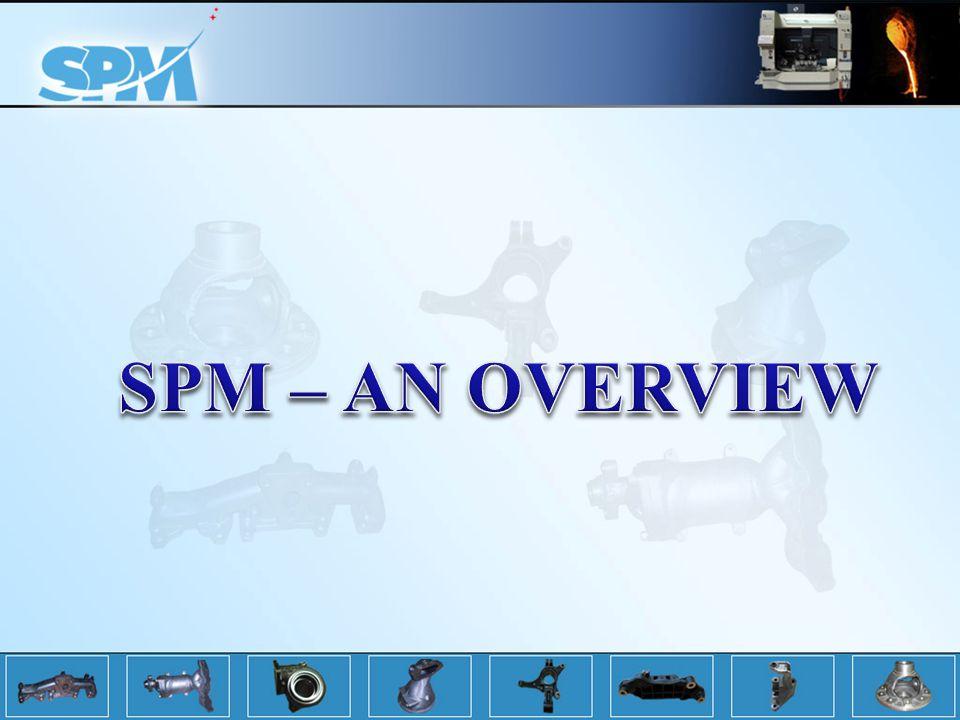 SPM – AN OVERVIEW