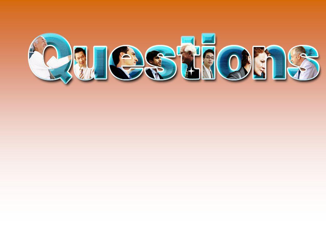 Optional IBM Rational Questions Breaker Slide