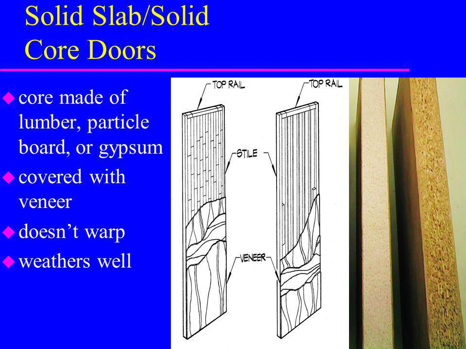 Doors Wood Framed Doors Ppt Video Online Download